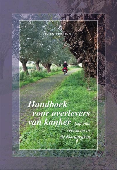omslag Handboek voor overlevers van kanker